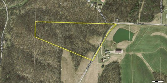 21 Acres in Great Location!