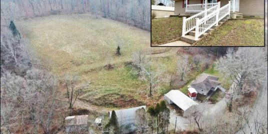 Country Ranch Style Home on 10 Acres