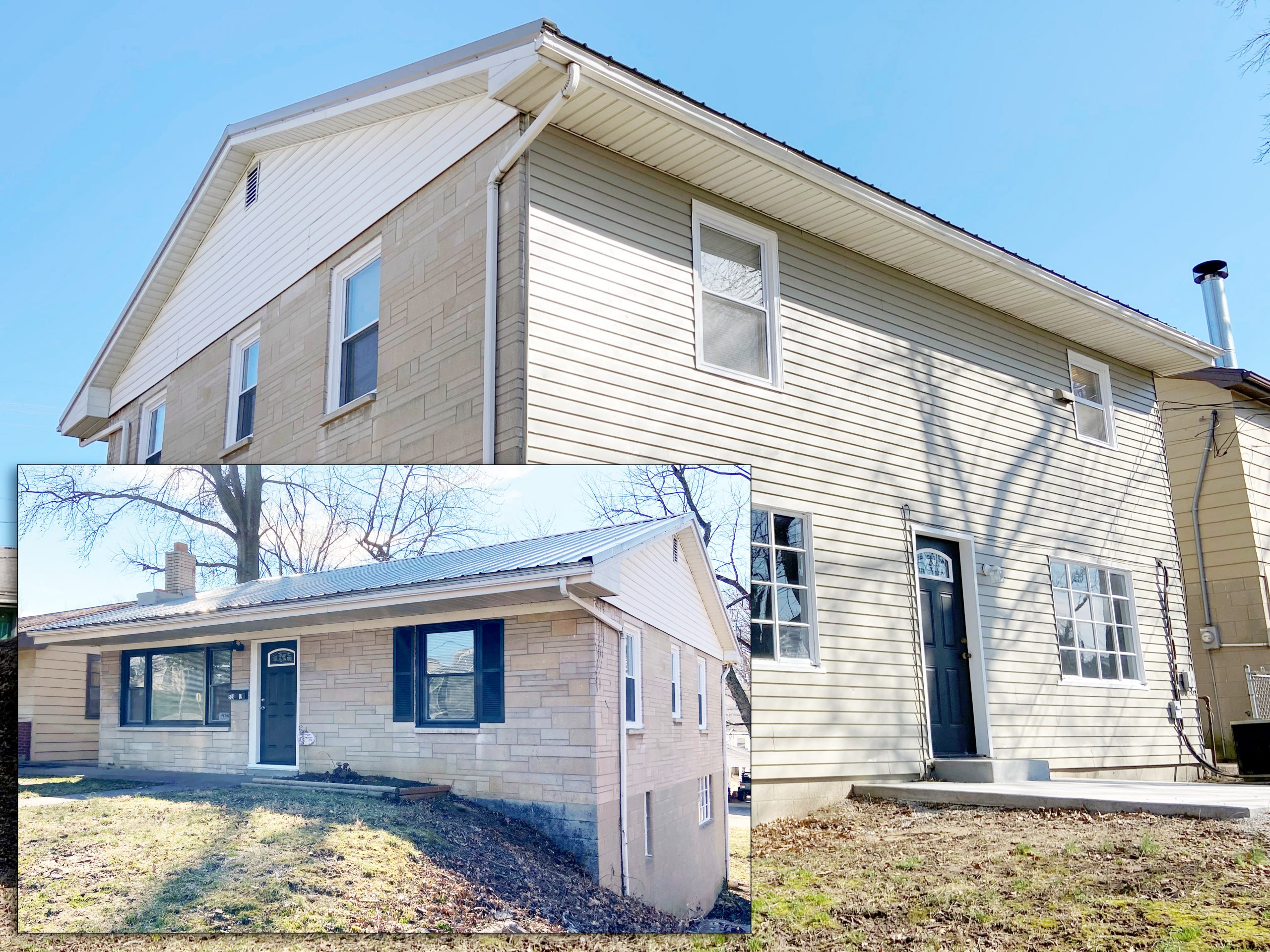 Remodeled and Ready for You!! 3 Bdrm/1 Bath with Full Basement