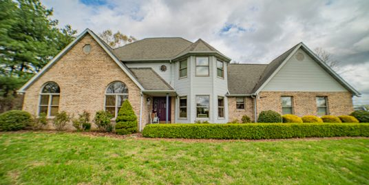Beautiful Home with Lake on 10 Acres