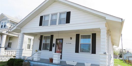 Well Kept 2 Bedroom, 1 Bath Home in Convenient Location