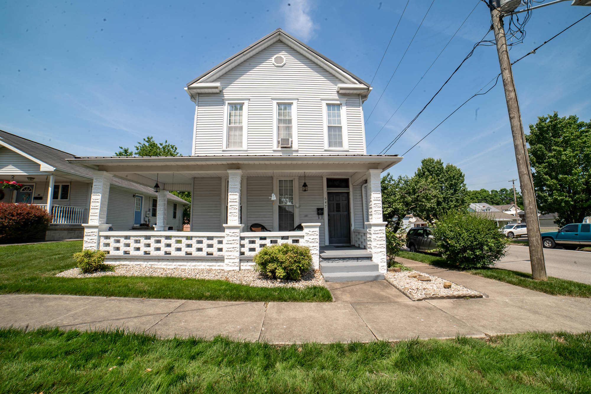 Modernized Historic Home in Cool Downtown Location!