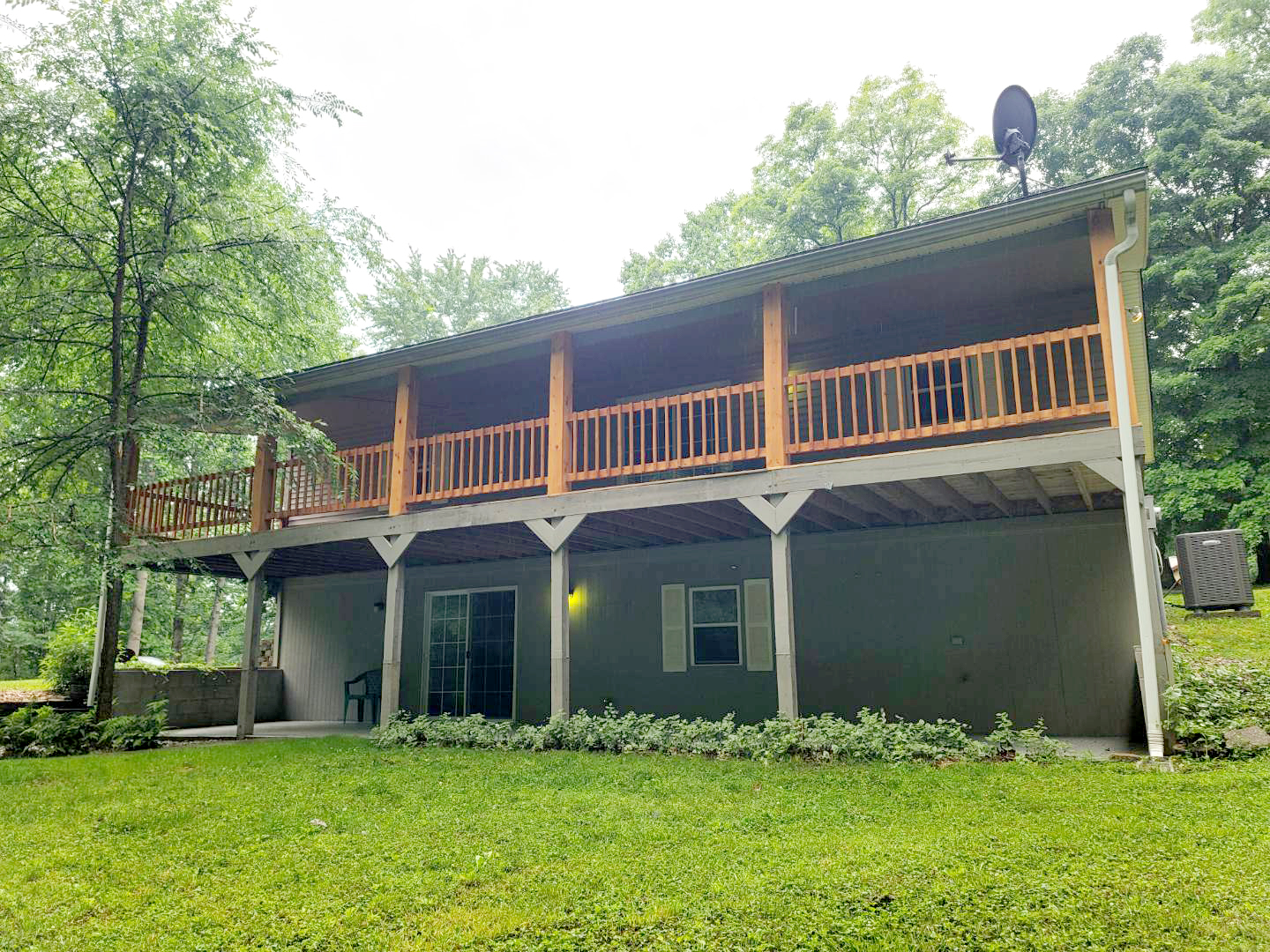 3 Bedroom, 2 Bath on Peaceful Secluded 2.39 Acres