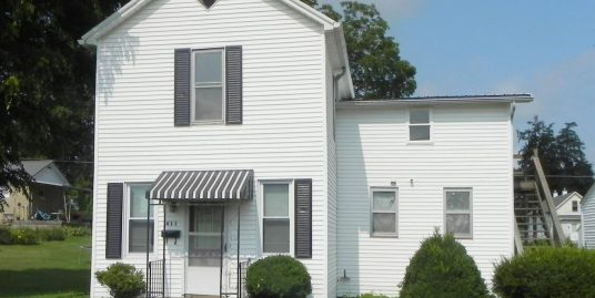 Spacious Rooms in this 3 Bedroom / 1 Bath Home!