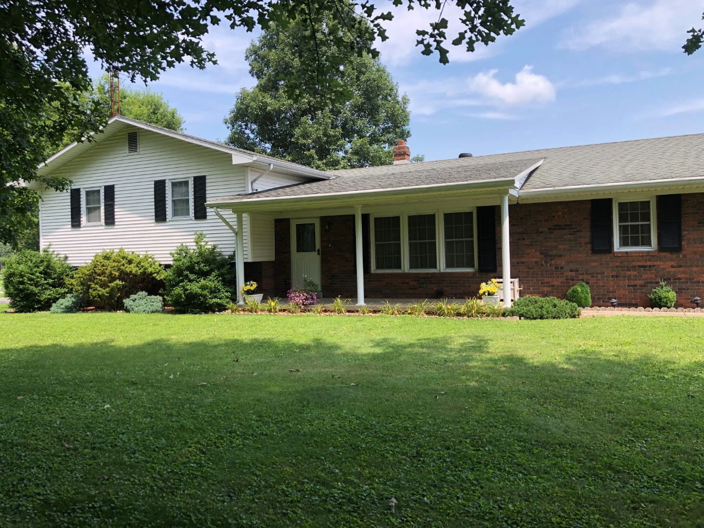 Quality built home with 2 acres! Prime location in Perry County!